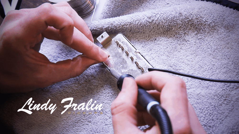 How To Install / Remove A Humbucker Cover - Lindy Fralin Pickups