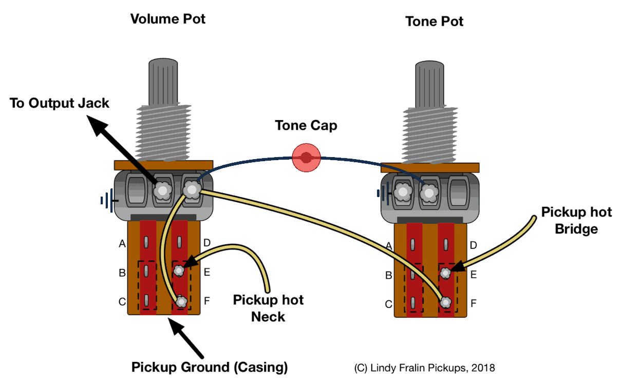 stacked pots wiring diagrams air compressor pressure switch diagram push pull how they work mods and more this is what i was able to up here