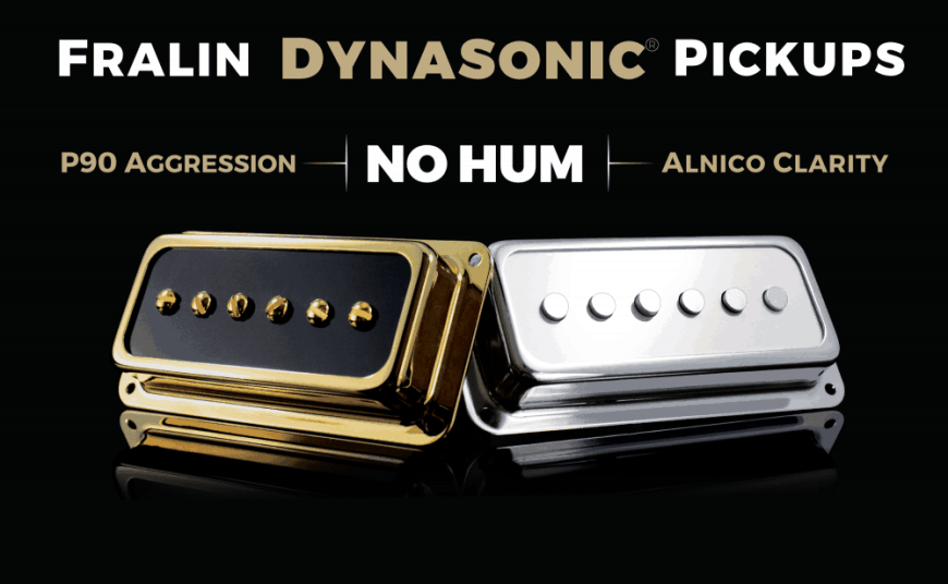 Lindy Fralin DynaSonic Pickups