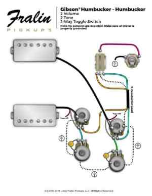 Lindy Fralin Wiring Diagrams  Guitar And Bass Wiring Diagrams