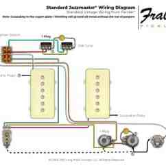 Fender Mustang Guitar Wiring Diagram Trailer Lindy Fralin Diagrams And Bass Jazzmaster