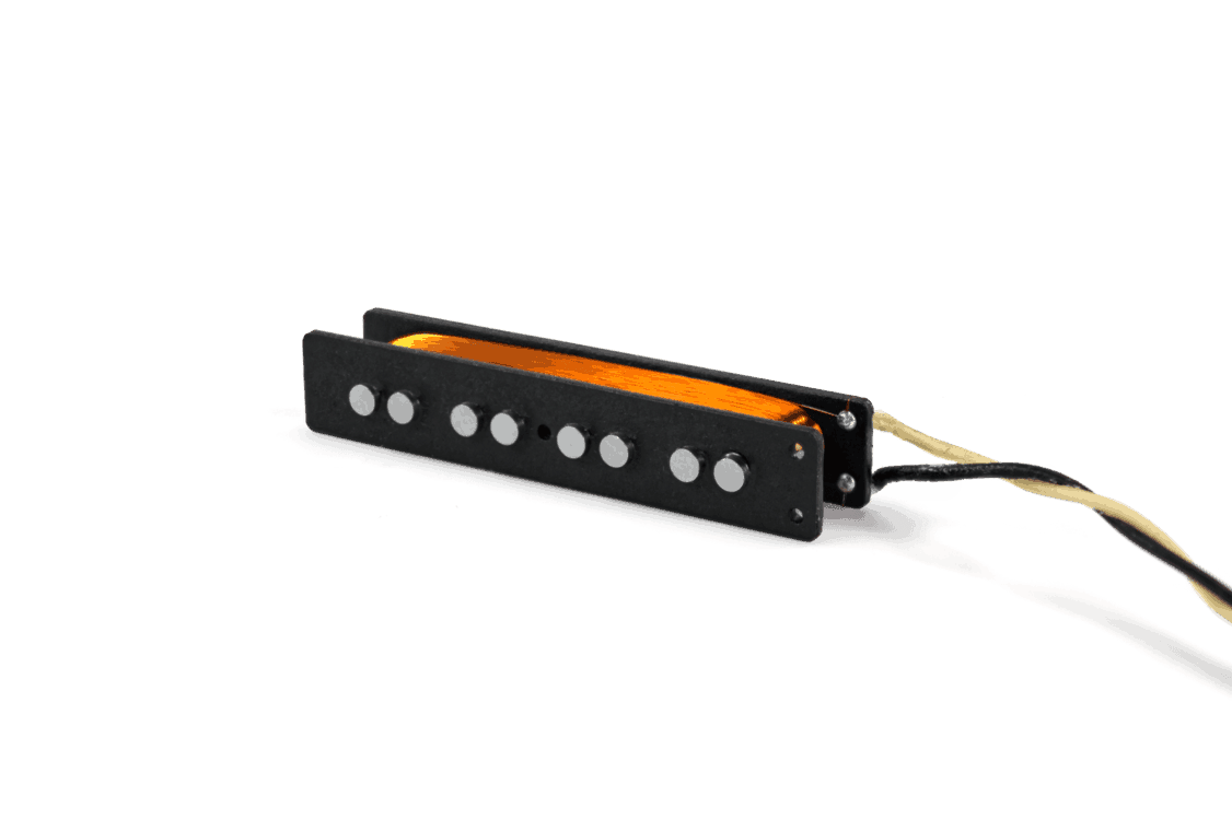 Jazz Bass Pickups By Lindy Fralin