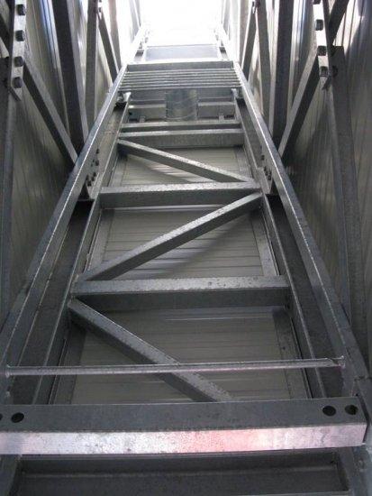 Charpente mtallique acierverre mtallotextile  Fabrication