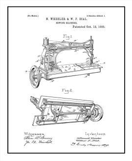 Phillips head Screwdriver Patent Print Poster Item#10117
