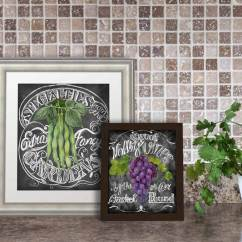 Framed Prints For Kitchens Walmart Kitchen Cabinets Contemporary Country Art Style Decorating Ideas And On A Counter