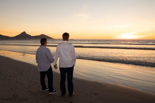 Cape Town Beach Wedding