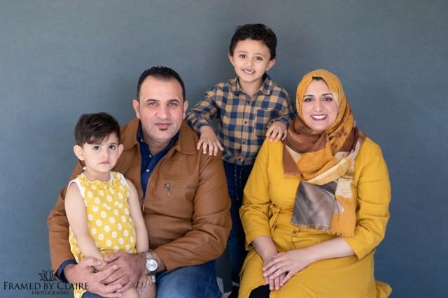 Studio family portraits Cape Town