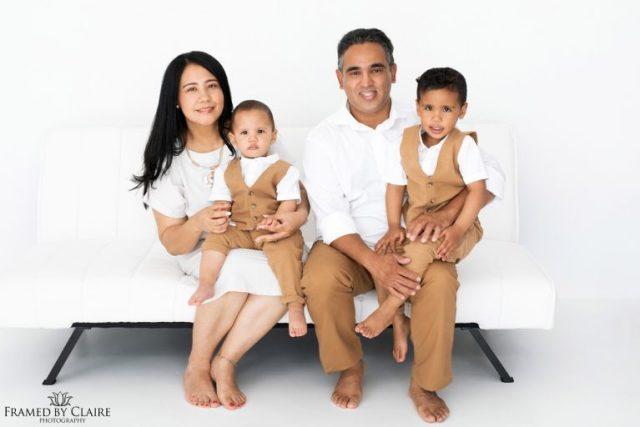 Cape Town family portraits