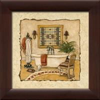 bathroom framed art 2017 - Grasscloth Wallpaper