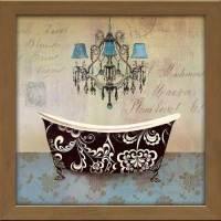 Framed Vintage Bathroom Art | www.imgkid.com - The Image ...