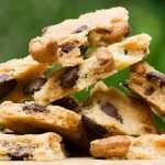 easy cashew cookie brittle