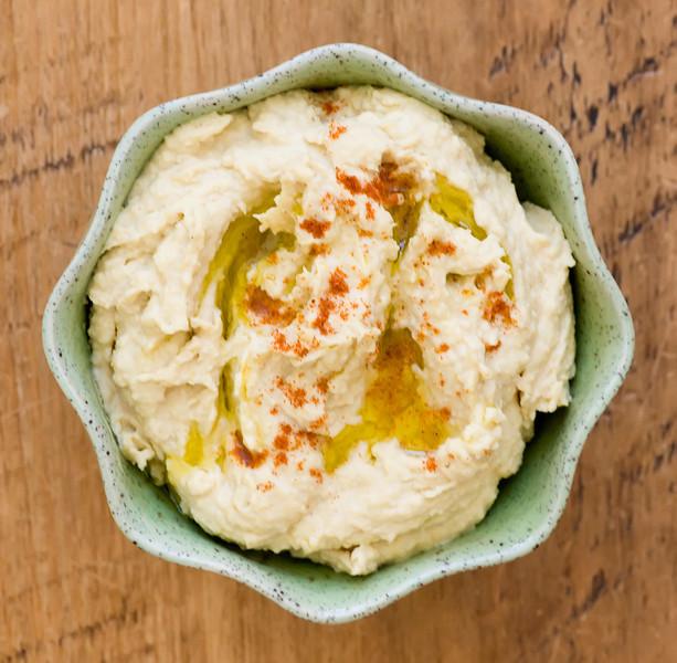 Five Minute Hummus