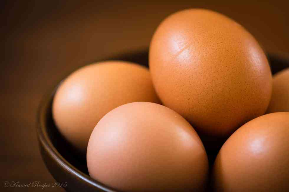 Large Brown Eggs.