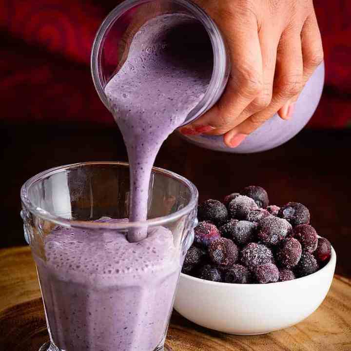 Blueberry_Oats_Smoothie