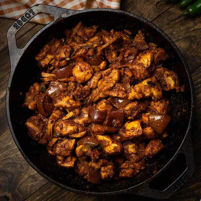 Simple Chicken Roast