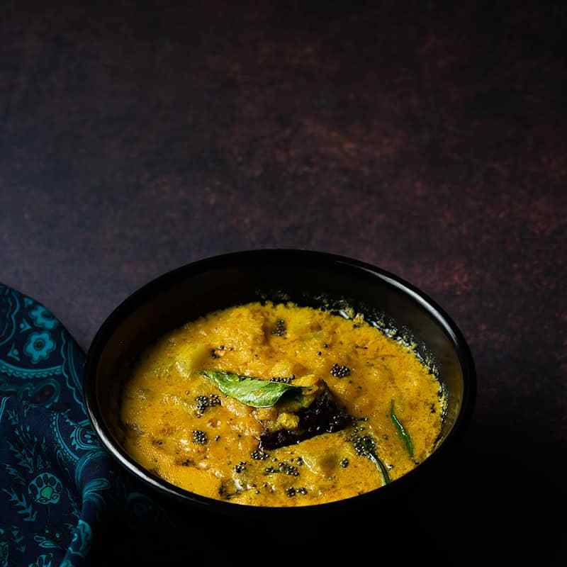 chayote squash toor dal curry