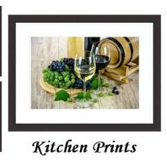 Framed Prints For Kitchens Granite Kitchen Counters Pictures To Brighten Your And Create A