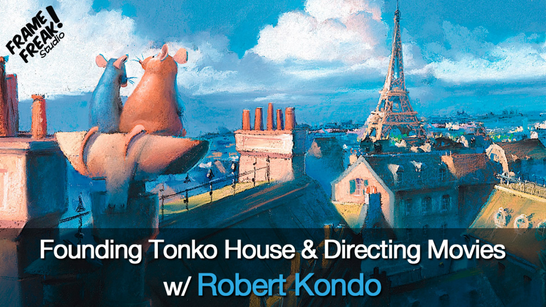 Interview with Robert Kondo Founding Tonko House & Directing Movies