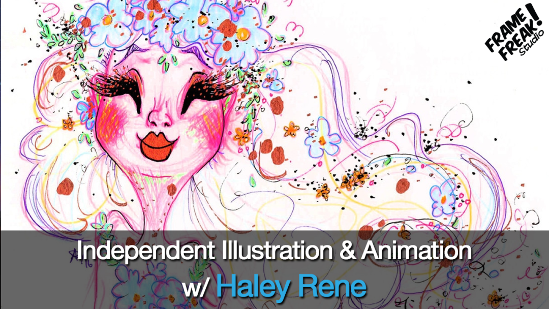 Interview with Haley Rene: Illustration & Stop Motion