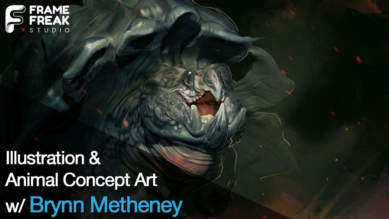Interview with Brynn Metheney: Illustrator & Concept Artist