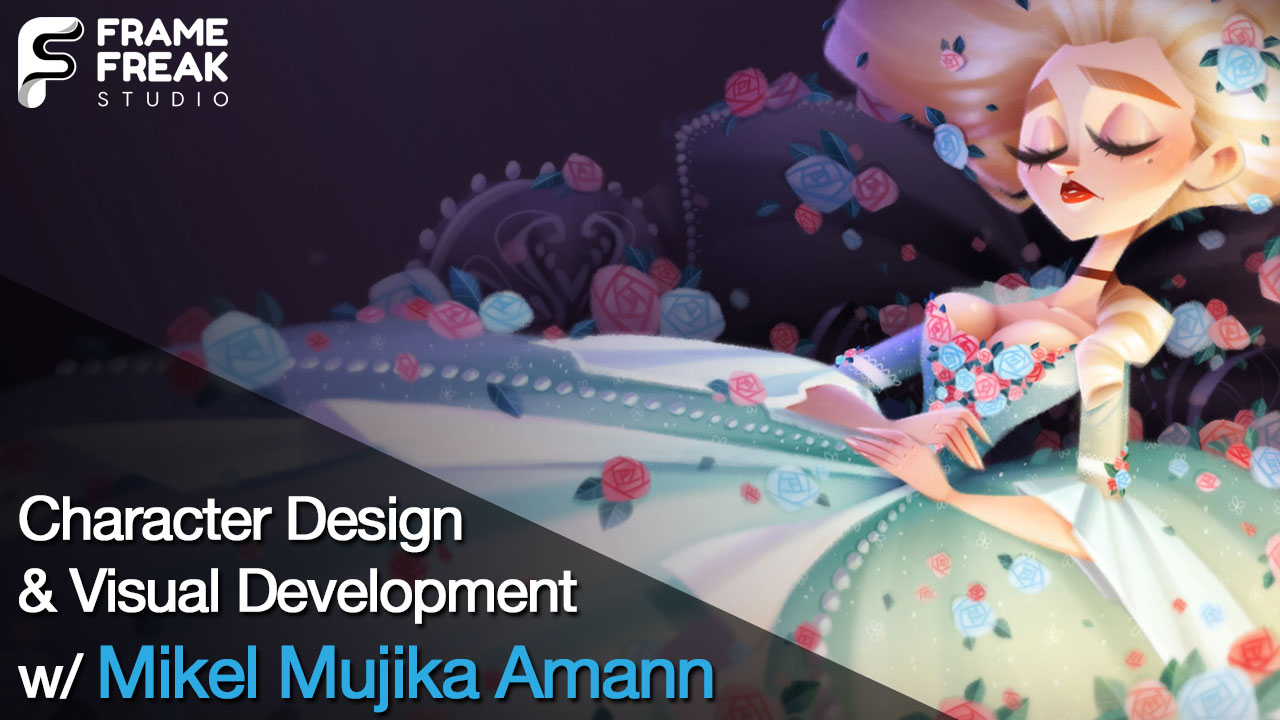 Interview with Mikel Mujika Amann: Visual Developer, Character & Costume Designer