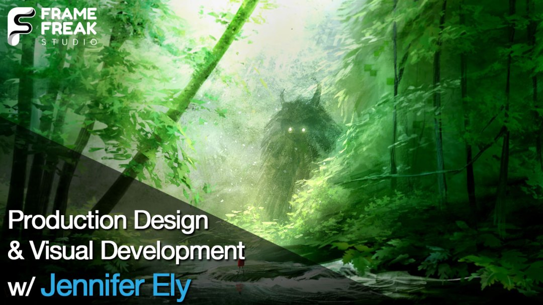 Interview with Jennifer Ely: Production Designer & Visual Developer