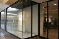 Mall Storefront Windows - Allservices Frameless Glass Company