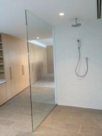 Glass Shower Screens in Melbourne | Frameless Impressions