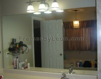 unframed bathroom mirrors gallery showcasing our work the