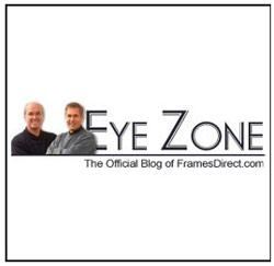 The Eye Zone blog is officially open for business