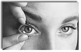 Proper contact lens care