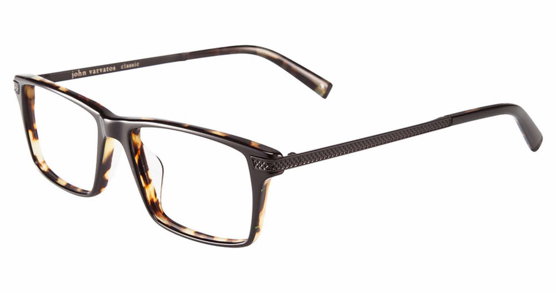 John Varvatos V367 Universal Fit Eyeglasses