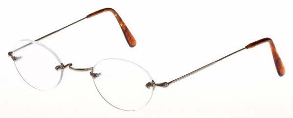 Savile Row 18Kt Diaflex Oval (W-Bridge) Eyeglasses