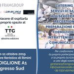 Fiera TTG 2019 invito per le giornate di 09-10-11 ottobre 2019