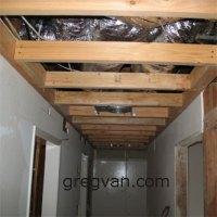 Remodel Drop Ceiling Framing