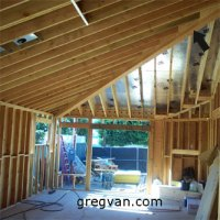 Vaulted Hip Ceiling