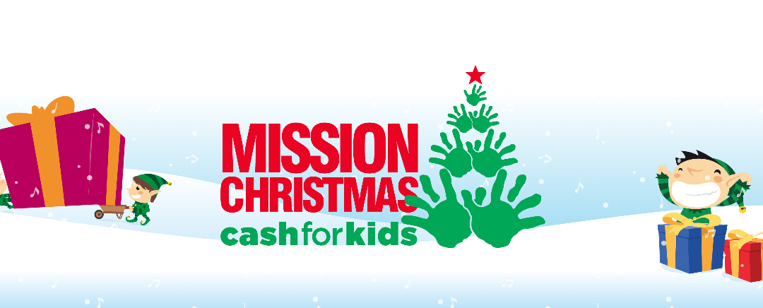 Mission Christmas with Cash For Kids