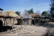 Boukarou del Centro di formazione agricola a Gouyou