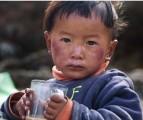Nepal-bambino