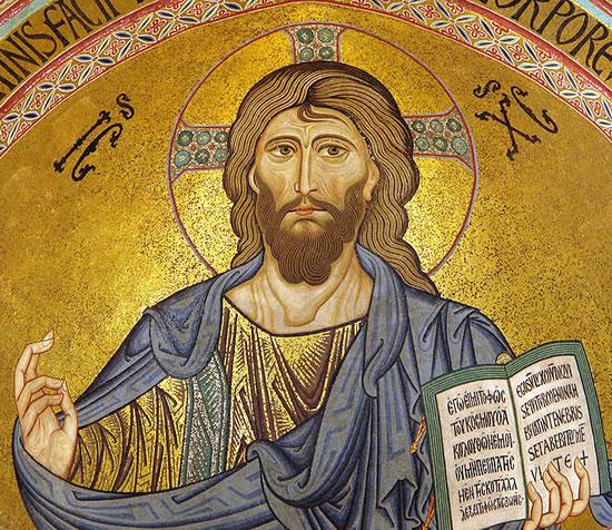 Il Pantocrator del Duomo di Cefalù