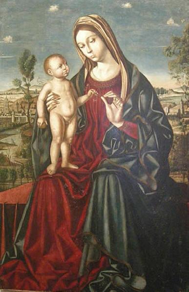 Madonna del gelsomino