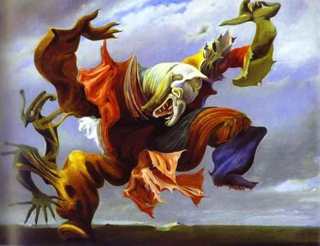 Ernst Max: L'Ange du Foyer