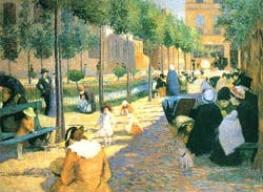 Zandomeneghi: Place Anvers 1880, Galleria Ricci Piacenza