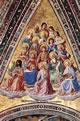 Gli apostoli, vela della volta