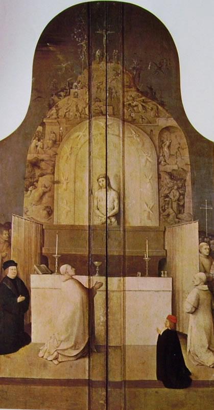 Trittico dell'Epifania del Prado