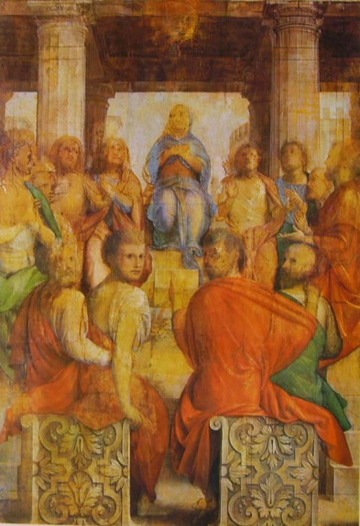 Bramantino: Pentecoste