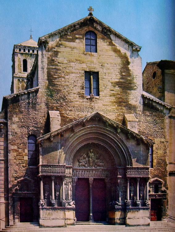 Cattedrale di Saint Trophime di Arles