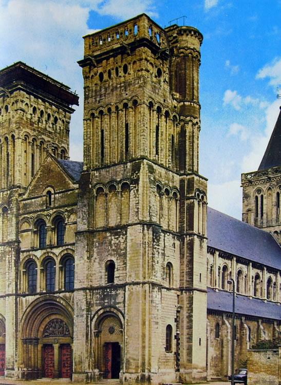 Chiesa della Trinità di Caen
