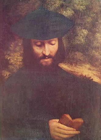 Correggio - Ritratto d'uomo