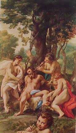 Correggio - Allegoria del vizio